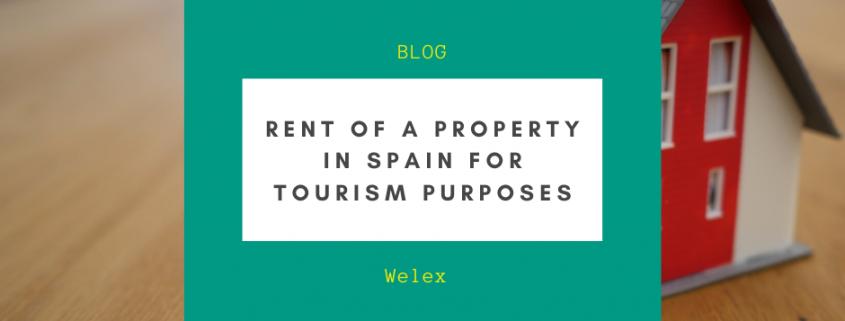 huur contracten in Spanje